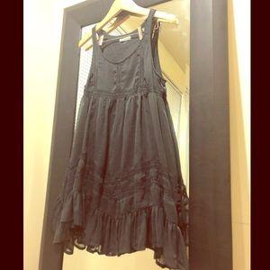 Beautiful Billabong Charcoal Dress
